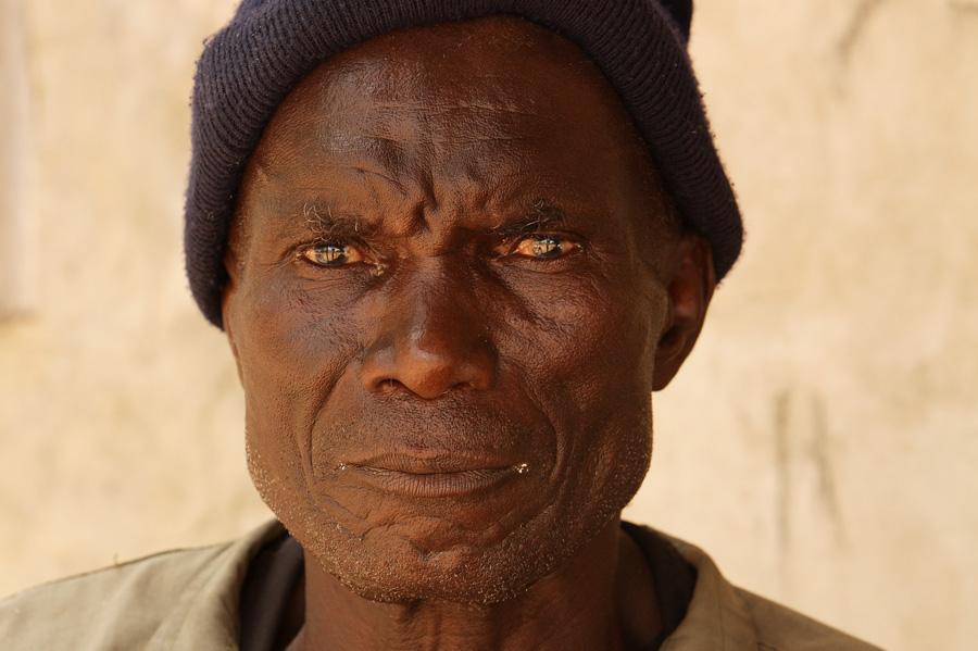 Gambia Portrait - Robert Brodey
