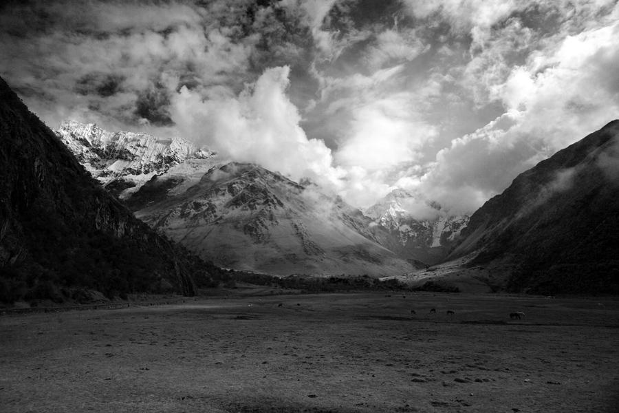 Salcantay Peru - Robert Brodey